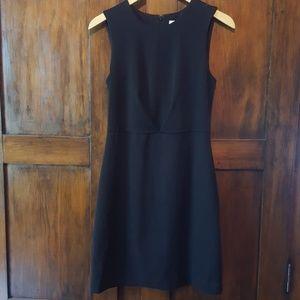 Bi-Stretch Twill Dress